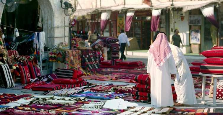 From Doha Airport: Qatar Transit Tour
