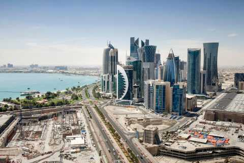 Private Doha City Tour and Desert Safari Combo