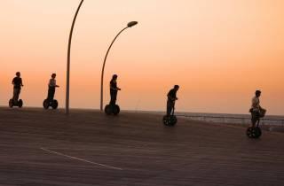 Valencia: 1 Stunde Segway-Tour bei Nacht