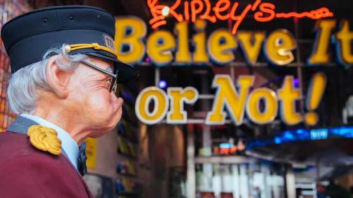 Ripley's Believe It or Not!: el museo más raro de Ámsterdam