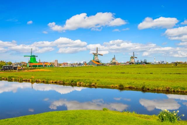 Zaanse Schans, Edam, Volendam en Marken Spaanse tournee