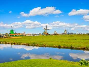 Zaanse Schans, Edam, Volendam und Marken: Spanische Tour