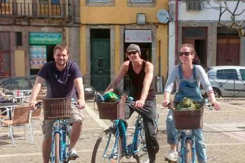 Porto: Excursão de Bicicleta ao Pôr do Sol