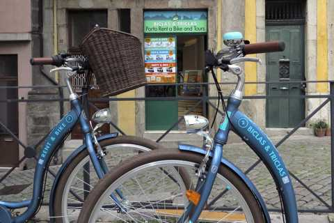 Porto Bike Rental: 10 Hours to 5 Days