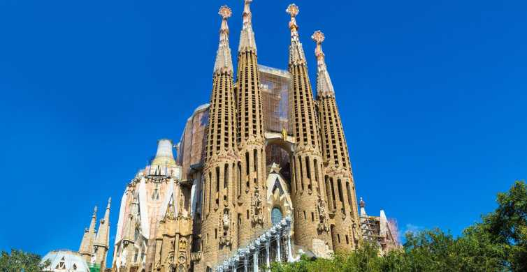 Sagrada Familia: Private Tour in German with Tower Access
