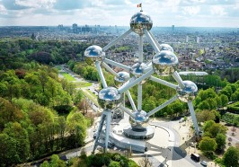 What to do in Brussels - Brussels Atomium Admission Ticket