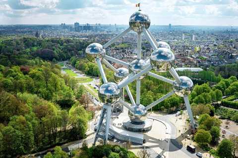 Brussel: toegangsticket voor het Atomium