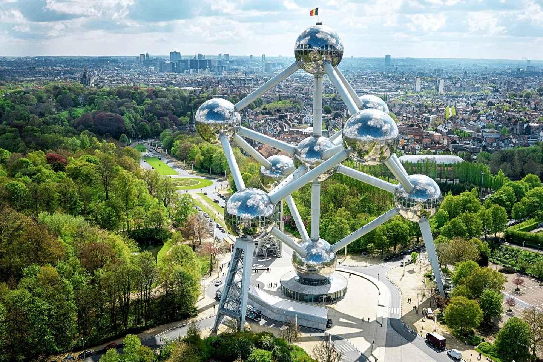 Brüssel: Eintrittsticket für das Atomium