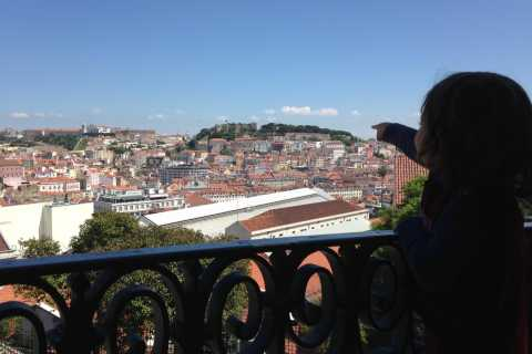 Essential Lisbon Private Half-Day Family Tour
