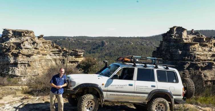 Blue Mountains: 4WD Adventure Tour with Local Guide