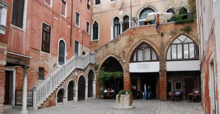 Hidden Venice- Tour per piccoli gruppi