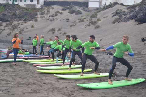 Tenerife 2-Hour Surf Lesson for all Levels