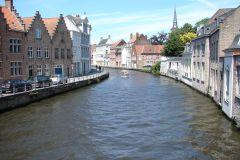 Excursão Particular a Pé de 2 Horas em Bruges