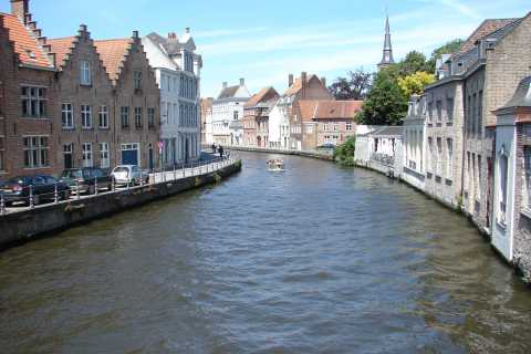 Bruges Private 2-Hour Walking Tour