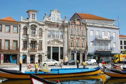 From Porto: Aveiro and Ílhavo Full-Day Tour