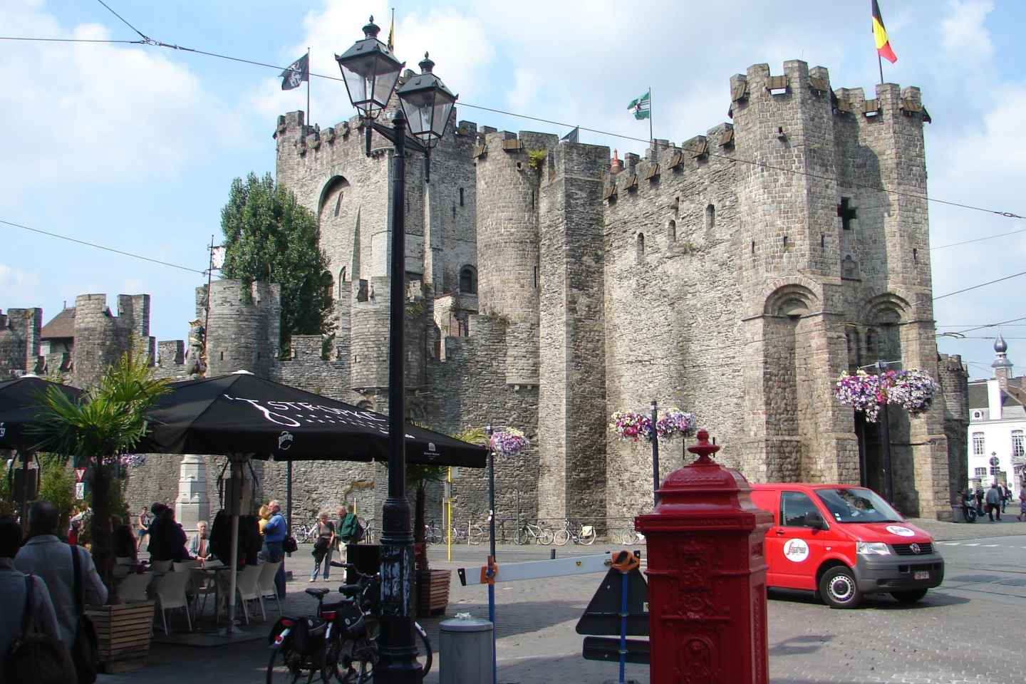 Ghent: Private 2-Hour Walking Tour