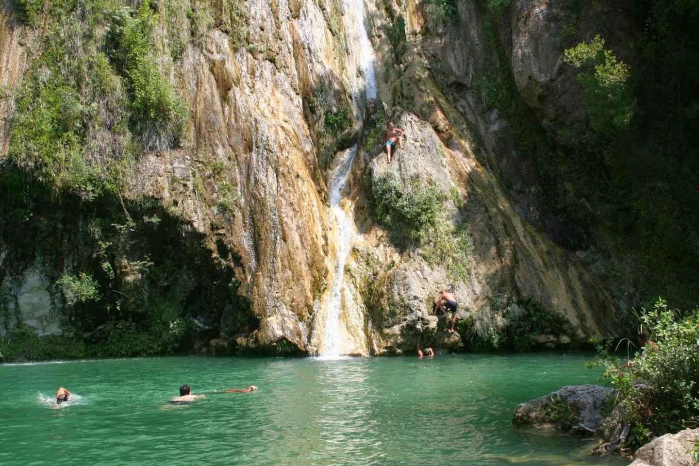 Ab Antalya: Ganztägige Jeep-Safari im Taurusgebirge