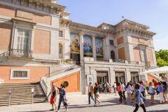 Madri: Ingresso Museu do Prado Sem Fila