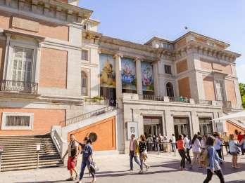 Madrid: Einlass ohne Anstehen zum Museo del Prado