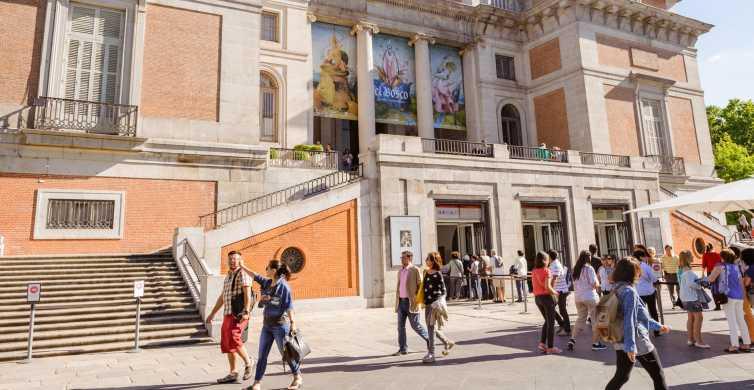 Skip-the-Line Prado Museum Entrance Ticket