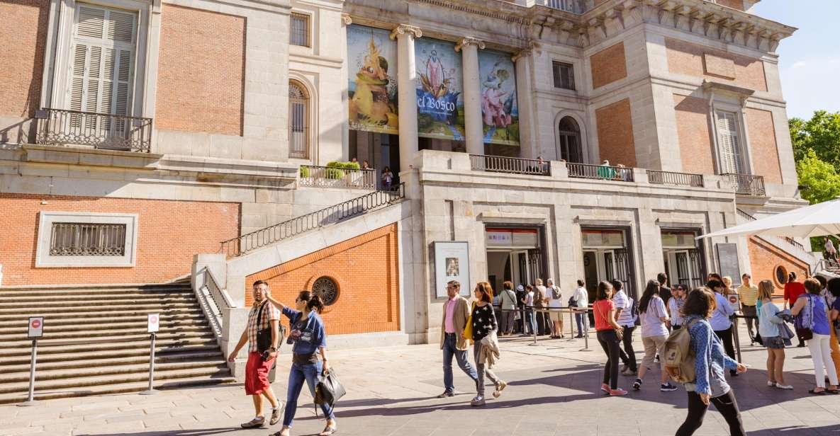 Madrid: entrada directa al Museo del Prado