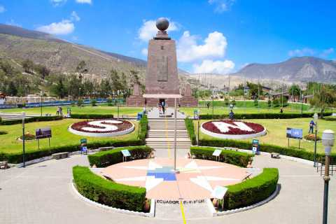 Quito and Middle of the World City Full-Day Tour