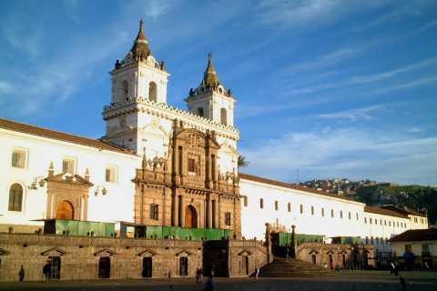 Quito City Shared Tour