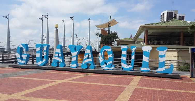 Guaiaquil: Excursão Turística de 3 Horas