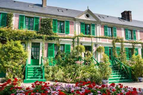 Paris: Small Group Tour to Claude Monet's House and Gardens