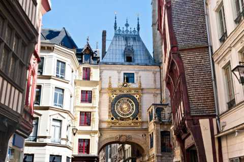 From Paris: Full-Day Small Group Trip To Rouen