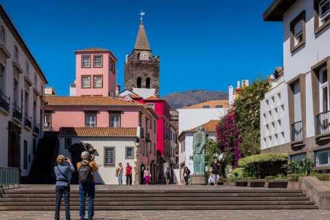 Funchal: Old Town Walking Tour