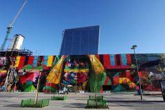 Artes Urbanas: Excursão a Pé de 4 Horas