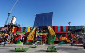 4-Hour Urban Arts Walking Tour