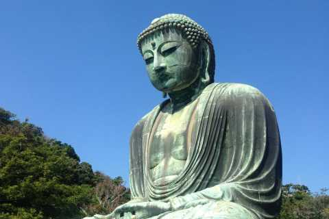 Kamakura: Great Buddha, Hase Temple, & Komachi Street Tour