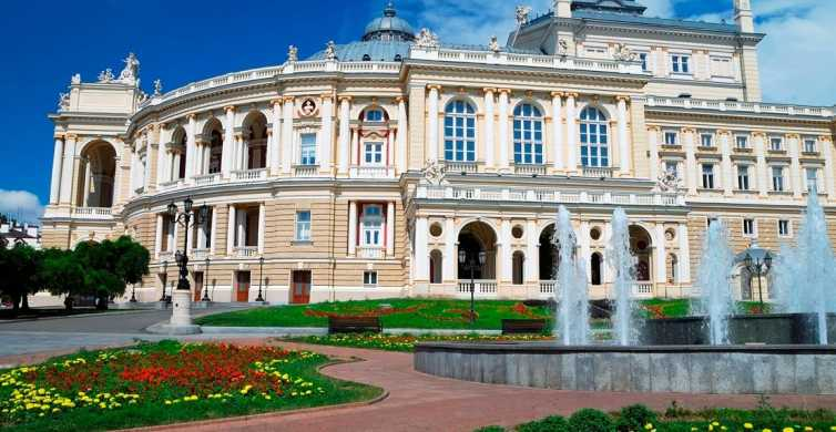Small-Group Odessa Sightseeing Tour