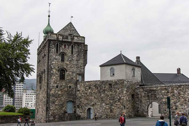 Bergen: 3-stündige selbst geführte Audiotour