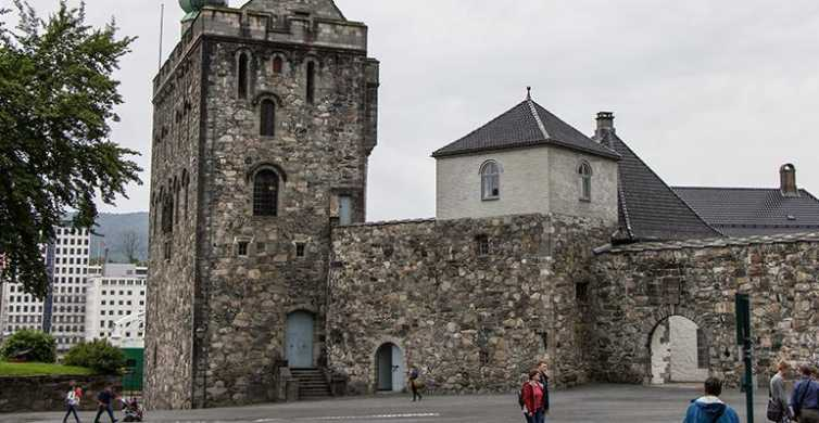 Bergen 3-Hour Self-Guided Audio Tour