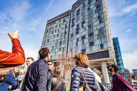 New York: tour High Line, Chelsea en Meat Packing District