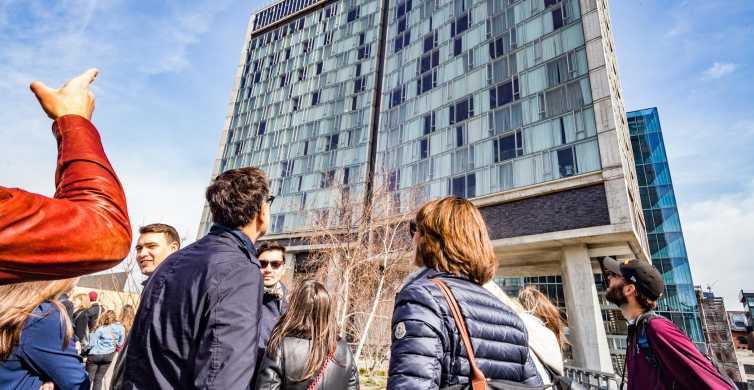 High Line de Nueva York, Chelsea y Meatpacking District