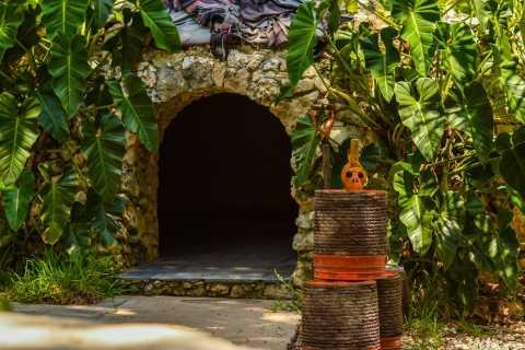 Geteilt Temazcal-Tour