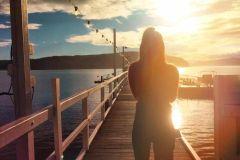 De Sydney: tour pela localização de casa e fora