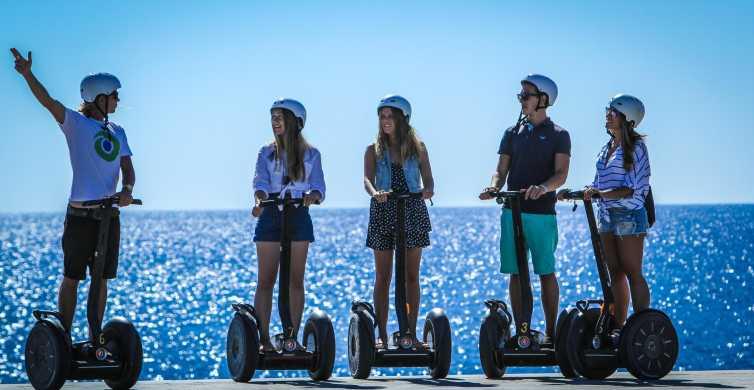 Barcelona: 1-Hour Short Panoramic Segway Tour