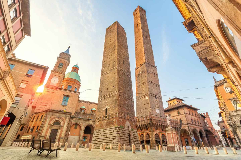 Bologna ganz privat: 2-stündiger geführter Rundgang