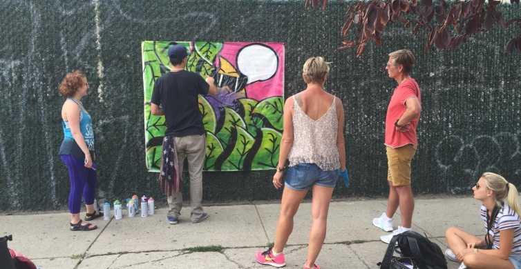 Brooklyn Graffiti Lesson
