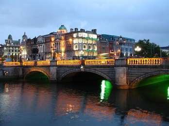 Dublin: Selbstgeführte Audio-Tour auf Englisch