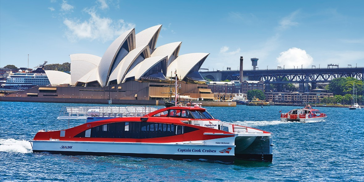 Sydney: Harbour Cruise, Taronga Zoo and Sky Safari