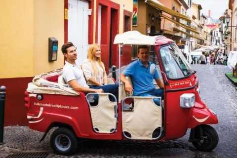 Funchal Seaside Tour by Tuk Tuk