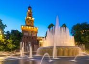 Mailand: Privattour & Castello Sforzesco ohne Anstehen