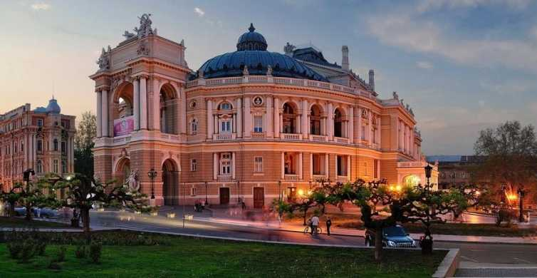 Odessa: 2.5-Hour Private Walking Tour