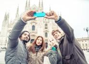 Von Turin: 3-Stunden-Privat Mailand Führung
